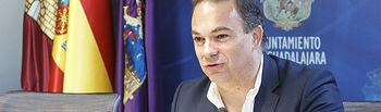 Presentación Caminos escolares seguros y Operación Asfalto, Jaime Carnicero
