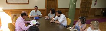 Reuniones Carlos Navarro Sistema Lectoras Matrículas
