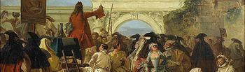 El Charlatán de GiGiovanni Domenico Tiepolo.