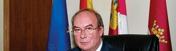 Perez Castell, alcalde de Albacete