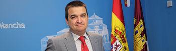Martinez Arroyo Comisión de Agricultura de las Cortes. Foto: JCCM.