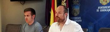 Concejales de Cs Guadalajara.