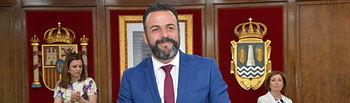 José Luis Blanco, alcalde de Azuqueca de Henares.