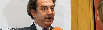 D. Víctor Yuste Jordán, director General del Foro Interalimentario