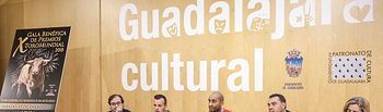 Presentación de la X Gala Benéfica de Premios Toromundial a beneficio de NIPACE y Asociación de Esclerosis Múltiple