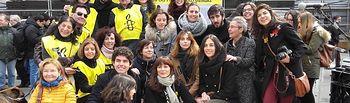 Acto en Madrid de Amnistía Internacional