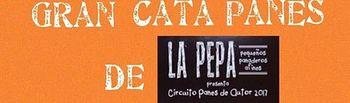 Cartel Gran Cata de Panes en Albacete.