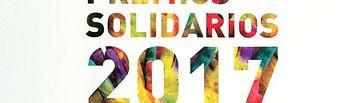 Cartel Premios Solidarios ONCE C-LM 2017.