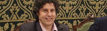 El director de la SMR, Cristóbal Soler, recibe el Premio 'Ciudad de Cuenca' en la Categoría Artística