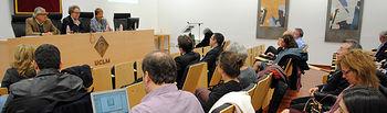 El salón de actos del edificio Melchor de Macanaz acoge este curso