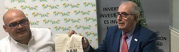 Firma convenio AECC Ciudad Real- PAN REAL