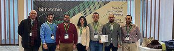 Integrantes del equipo de la UCLM.