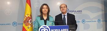 Ana Guarinos y Juan Pablo Sanchez.
