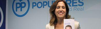 Rosa Romero, candidata número uno del PP de Ciudad Real al Congreso de los Diputados.