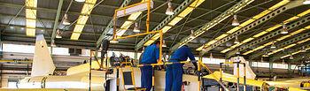 La Maestranza Aérea de Albacete es, desde su nacimiento, un motor de desarrollo indiscutible de la ciudad