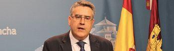 Miguel Ángel Rodríguez, diputado regional del Grupo Parlamentario Popular en las Cortes de Castilla-La Mancha.