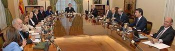 Consejo Ministros. Foto: lamoncloa.gob.es.