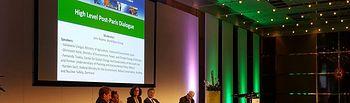 Ulargui feria Carbon Expo. Foto: Ministerio de Agricultura, Alimentación y Medio Ambiente