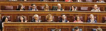 Sesión de control, PNL y Comisiones, Congreso de los Diputados