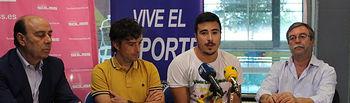 Álvaro Tébar, Adelante La Roda y CLM.