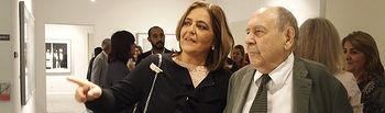 Marta Segarra y Gustavo Torner.