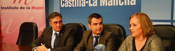 Novillo inaugura Jornada sobre Coordinación Institucional en Cuenca. Foto: JCCM.