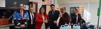 El Gobierno regional valora la consolidación de grandes empresas con capital extranjero en Castilla-La Mancha. Foto: JCCM.