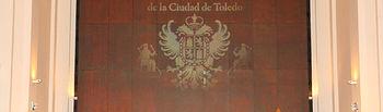El presidente de Castilla-La Mancha, José María Barreda, en una imagen de archivo, durante la pasada edición de la ceremonia de entrega de Honores y Distinciones del Ayuntamiento de Toledo.