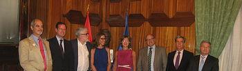 Isabel García Tejerina se reúne con las principales asociaciones del sector pesquero. Foto: Ministerio de Agricultura, Alimentación y Medio Ambiente