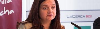 Ángela Triguero Cano, vicedecana de la Facultad de Ciencias Económicas y Empresariales de la UCLM en Albacete