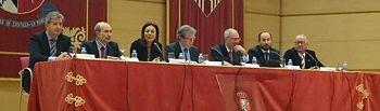 La Alcaldesa de Ciudad Real ha acompañado hoy a los nuevos Ingenieros Técnicos Industriales