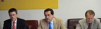 J Haddad reunión OPAS fiscalidad ayudas directas. Foto: Ministerio de Agricultura, Alimentación y Medio Ambiente