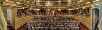 Teatro de Rojas, Toledo. Foto de Archivo.