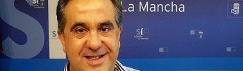 Manuel Valcárcel Iniesta, candidato nº 3 al Congreso de los Diputados por el PSOE albaceteño en las próximas Elecciones Generales del 20-N.