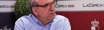 Enrique Alarcón García, presidente de C-LM Inclusiva