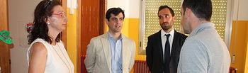 Visita Javier Cuenca a Valdeganga - 30-07-14.