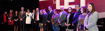 Acto institucional del Día Internacional para la Eliminación de la Violencia contra las Mujeres en C-LM. Foto: Jose Ramon Marquez / JCCM