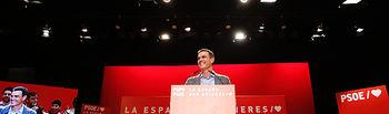 Pedro Sánchez, secretario general del PSOE y presidente del Gobierno.