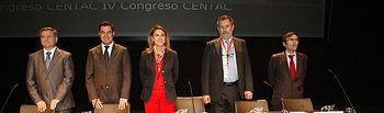 Presidenta Cospedal inaugura Congreso Tecnologías Accesibilidad-II.. Foto: JCCM.