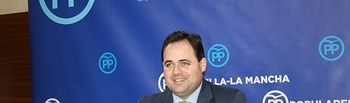 Francisco Núñez, portavoz adjunto del Grupo Parlamentario Popular.