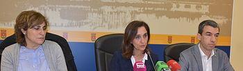 Flora Bellón, portavoz municipal del Ayuntamiento de Talavera de la Reina.
