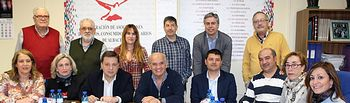 Reunión Ayuntamiento de Albacete- FEDA.
