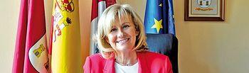 Carmen Bayod, alcaldesa de Albacete. Imagen de archivo.
