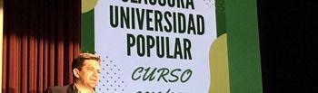 EL  ALCALDE CLAUSURA LA DÉCIMOTERCERA EDICIÓN DE LA UNIVERSIDAD POPULAR DE BOLAÑOS CON NUEVO RÉCORD DE PARTICIPACIÓN Y UNA GRAN OFERTA DE CURSOS