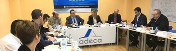 III edición de los Desayunos Empresariales- ADECA