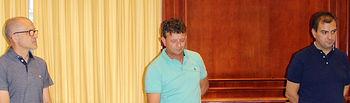 Toma de posesión de José Manuel Ortiz como representante del Ayuntamiento de Arenales de San Gregorio en la Mancomunidad