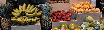 Frutas Mercado San Miguel - Madrid - 20-05-19
