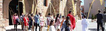 Domingo de Ramos, Semana Santa de Porzuna.