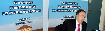 Francisco Quiles da a conocer las conclusiones de esta reunión.
