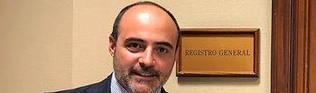 El diputado nacional de Cs Ciudad Real, Francisco Fernández-Bravo.